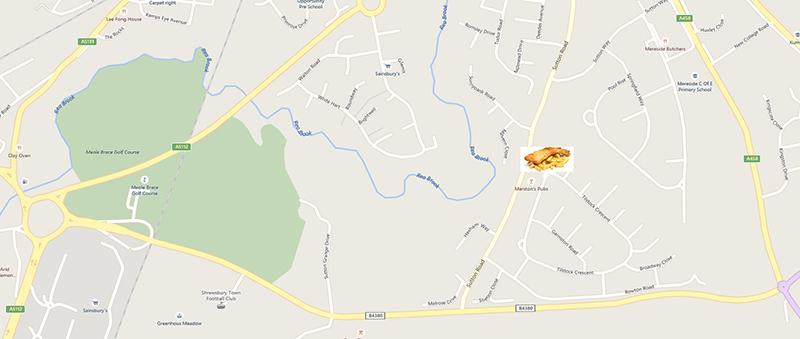 Shrewsbury_Fish_Bar_Map